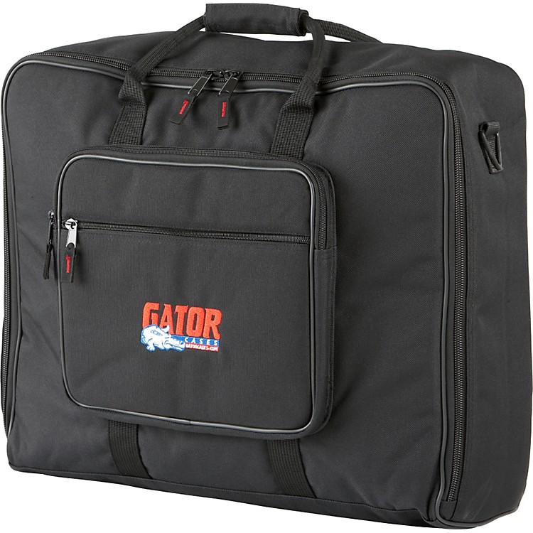 Gator Mixer Bag Black 21X18