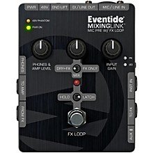 Eventide MixingLink Guitar Effects Pedals Mic Pre with FX Loop Level 1