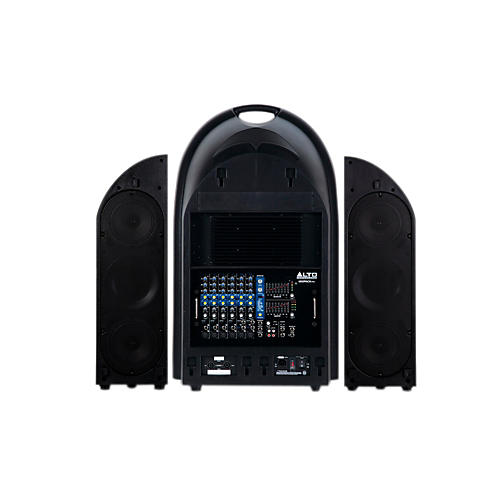 Alto Mixpack Pro 1000 Watt Portable Powered PA System