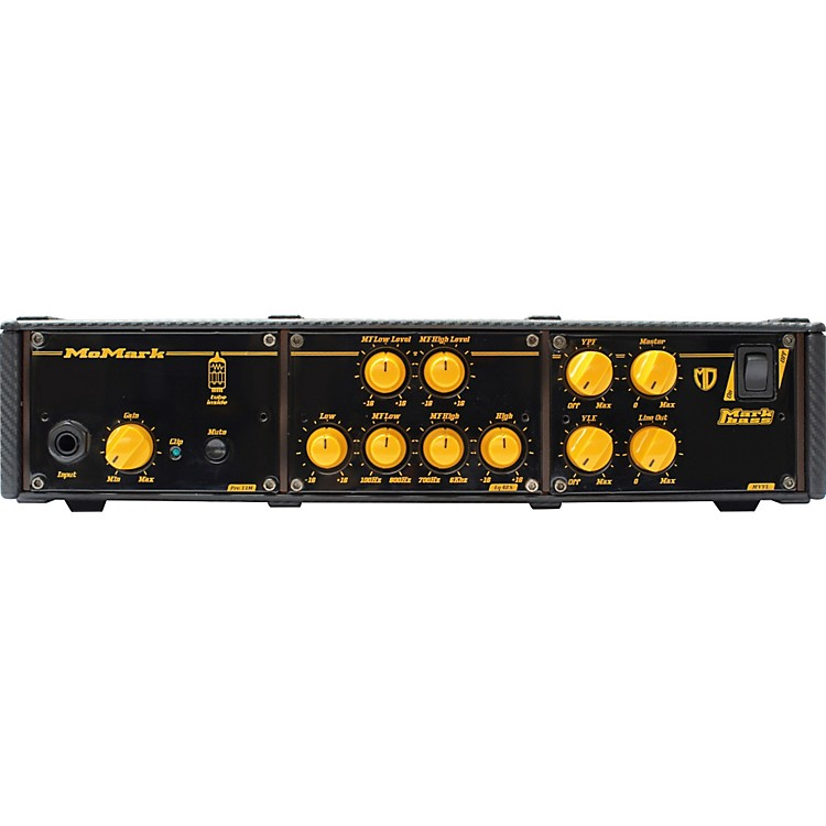 MarkbassMoMark TA 500 Bass Amp Head With Frame
