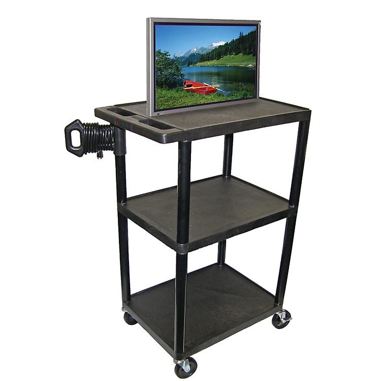H. WilsonMobile Plasma/ LCD Cart (Up To 50