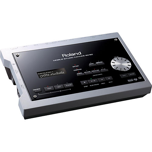 Roland Mobile Studio Canvas Sound Module and Audio Interface