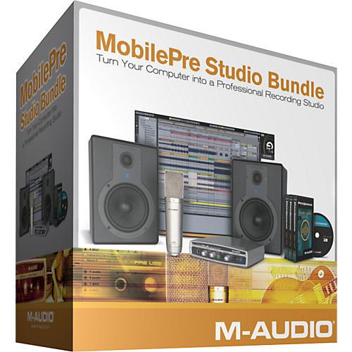 M-Audio MobilePre Studio Bundle