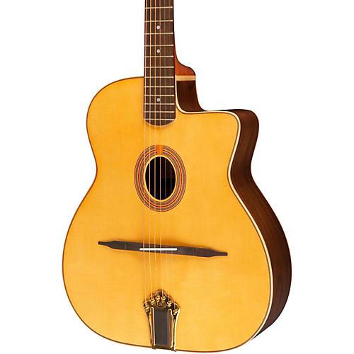 Manuel Rodriguez Mod D Rio Maccaferri-Style Cutaway Acoustic Guitar-thumbnail