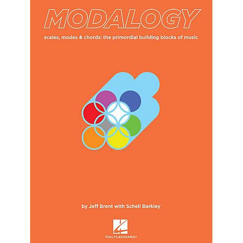 Hal Leonard Modalogy Jazz Instruction Series Softcover Written by Jeff Brent-thumbnail