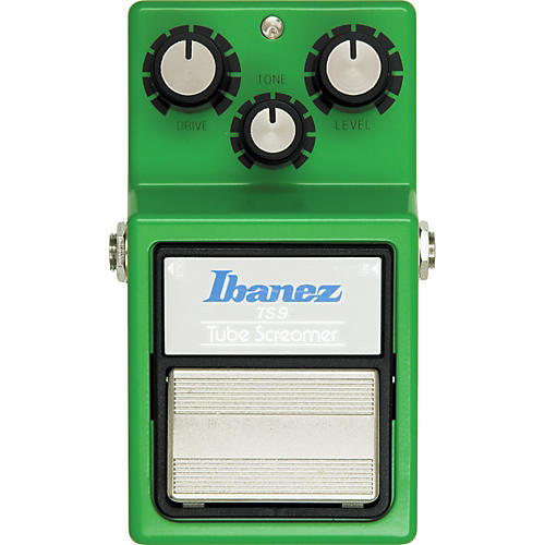 Keeley Modded Ibanez TS9 Baked Mod Tube Screamer Guitar Effects Pedal