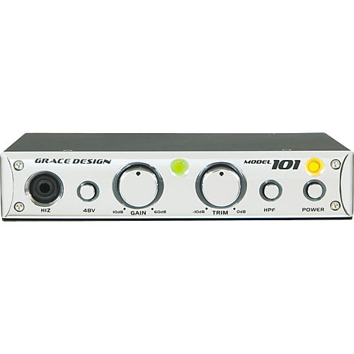 Grace Design Model 101 Microphone Preamplifier-thumbnail