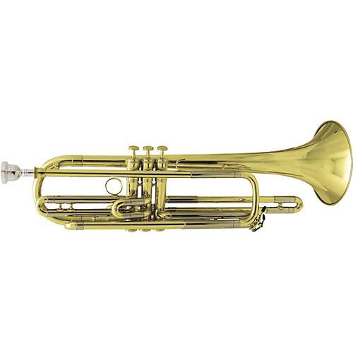 Kanstul Model 1088-1 Bass Trumpet in Lacquer