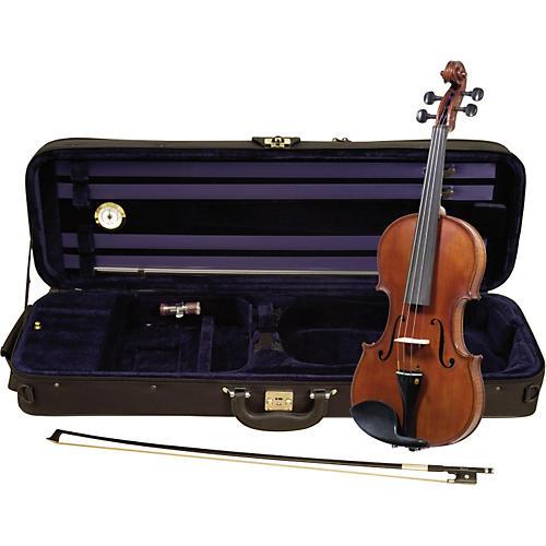 Karl Willhelm Model 44 Violin Outfit