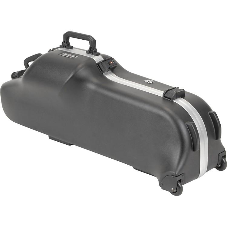 SKBModel 455W Universal Baritone Sax Case with Wheels