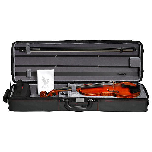 Revelle Model 500QXE Violin Outfit 4/4 Size