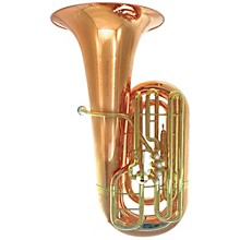 Kanstul Model 5490 Grand Series 5-Valve 5/4 CC Tuba
