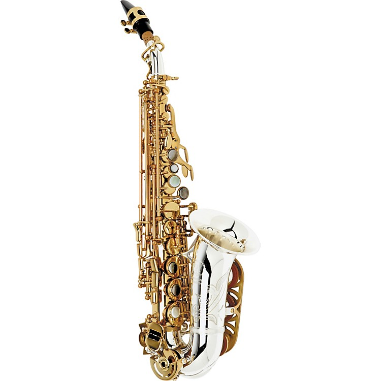 International Woodwind Model 601 Curved Soprano Saxophone