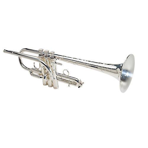 S.E. SHIRES Model 6MS8 Eb Trumpet
