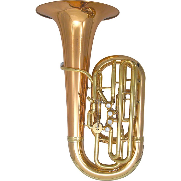 Kanstul Model 80-S 3/4 F Side Action Concert Tuba