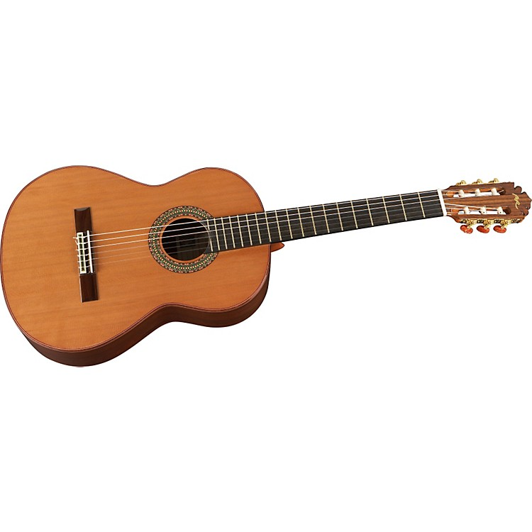 Manuel Rodriguez Model D Exotic Madagascar Cedar Top Spanish Nylon-String Acoustic Guitar
