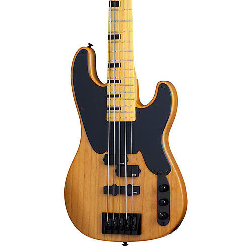 Schecter Guitar Research Model-T Session-5 5-String Bass
