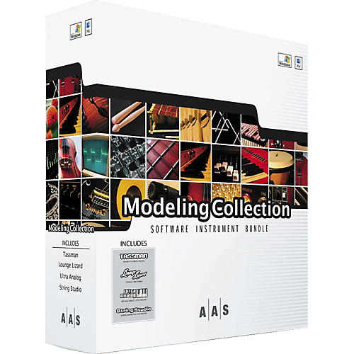 AAS Modeling Collection Professional Series Bundle-thumbnail