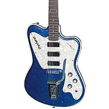 Italia Modena Classic Electric Guitar Blue