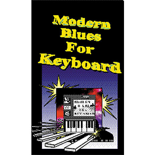 Alex C. Glaros Modern Blues for Keyboard Video
