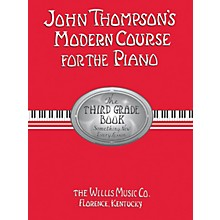 Hal Leonard Modern Course For The Piano Third Grade Book
