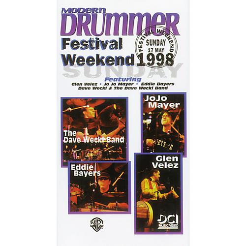 Alfred Modern Drummer Festival 1998, Volume 2