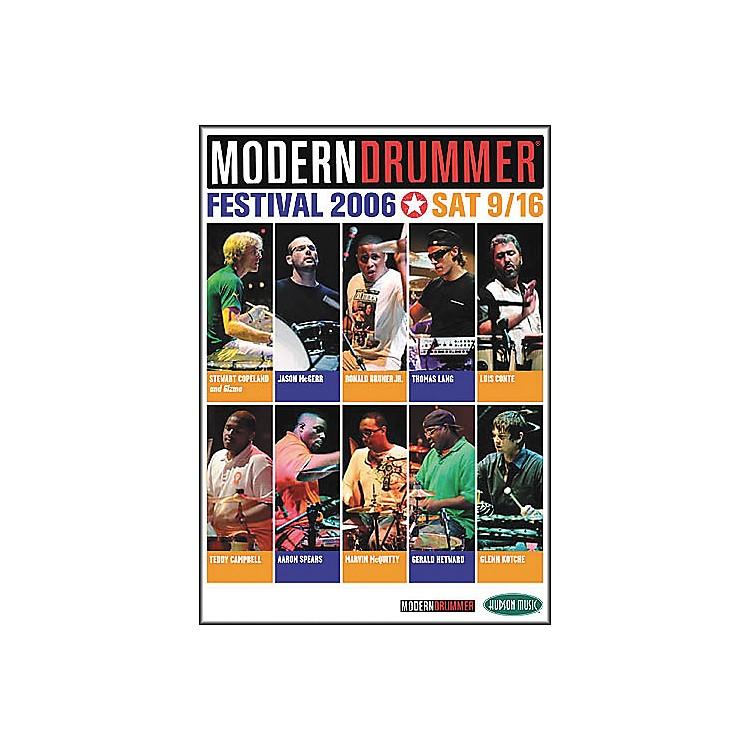 Hudson MusicModern Drummer Festival 2006 - Saturday (2-DVD Set)