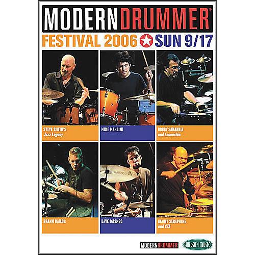 Hudson Music Modern Drummer Festival 2006 - Sunday (2-DVD Set)-thumbnail