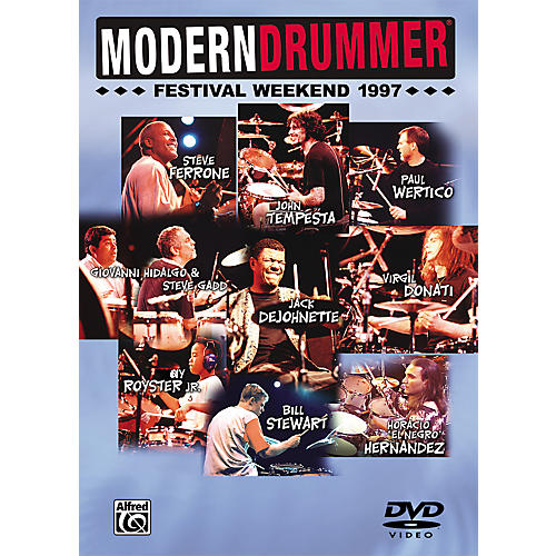 Alfred Modern Drummer Festival '97 - 2-DVD Set