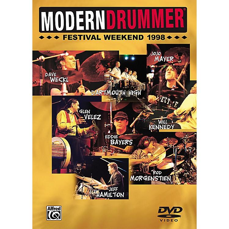 AlfredModern Drummer Festival '98 DVD
