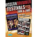 Hudson Music Modern Drummer Festivals 2000 and 2003 3-DVD Set