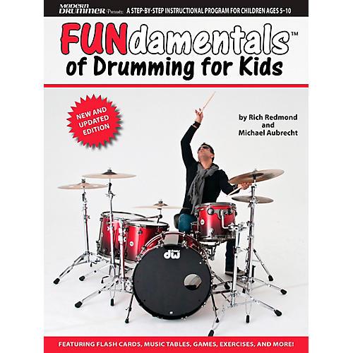 Hal Leonard Modern Drummer Presents Fundamentals of Drumming for Kids-thumbnail