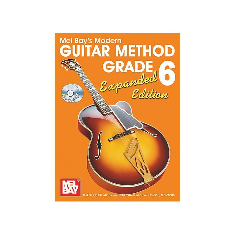 Mel BayModern Guitar Method Expanded Edition Vol. 6 Book/2 CD Set