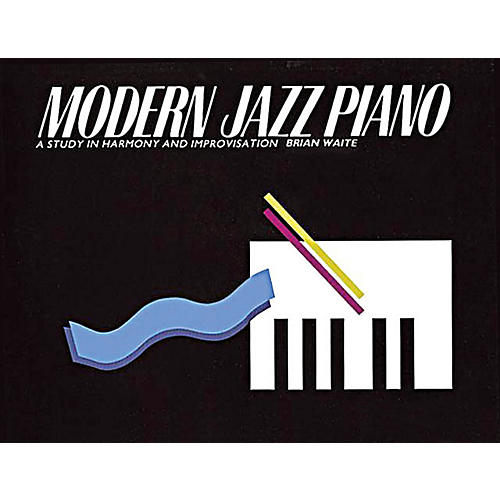 Music Sales Modern Jazz Piano Music Sales America Series Softcover Written by Brian Waite-thumbnail