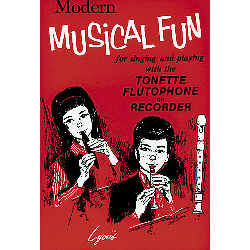 Lyons Modern Musical Fun Book