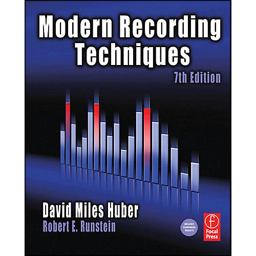 Hal Leonard Modern Recording Techniques Book