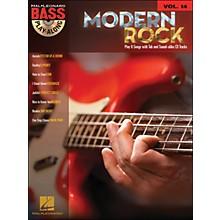 Hal Leonard Modern Rock Bass Play-Along Volume 14 Book/CD