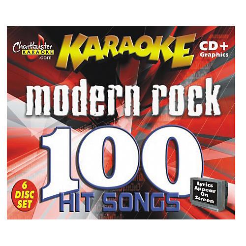 Chartbuster Karaoke Modern Rock CD+G