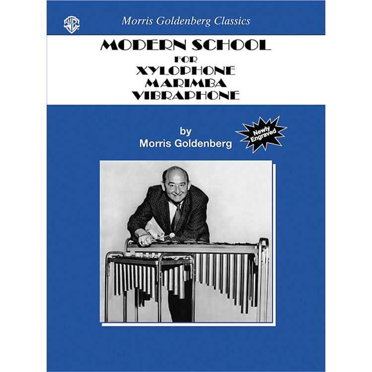 AlfredModern School for Xylophone Marimba Vibraphone