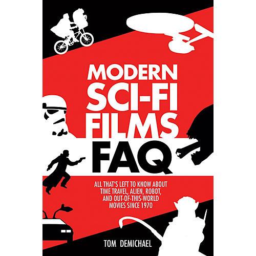 Modern Book Cover Questions : Applause books modern sci fi films faq series