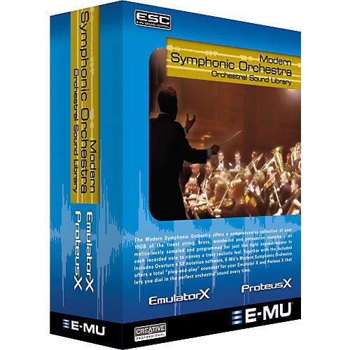 E-mu Modern Symphonic Orchestra Sound Library-thumbnail