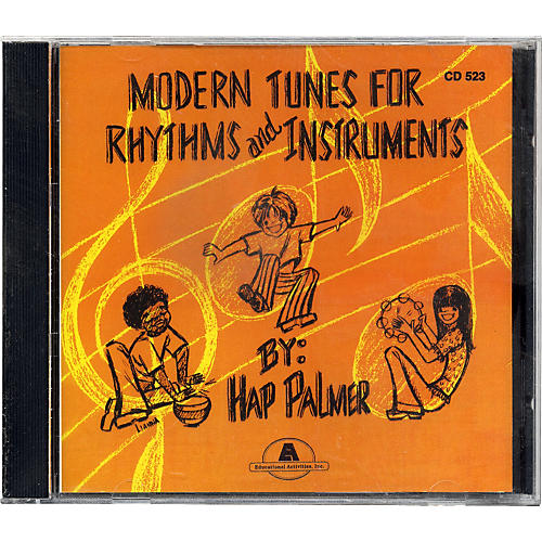 Educational Activities Modern Tunes for Rhythms & Instruments CD