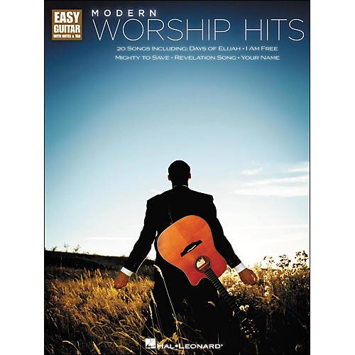 Hal Leonard Modern Worship Hits - Easy Guitar Tab
