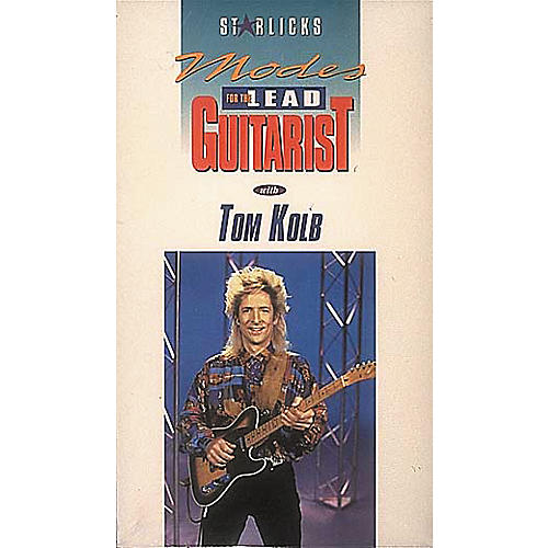 Hal Leonard Modes for the Lead Guitarist (Video)-thumbnail