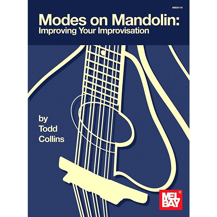 Mel BayModes on Mandolin: Improving Your Improvisation Book