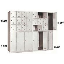 Norren Modular Instrument Cabinets in Gray N-003 Gray