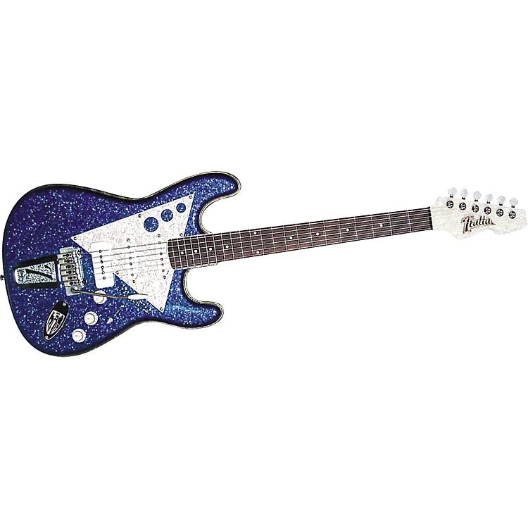ItaliaModulo Type 3 Electric GuitarBlue Sparkle