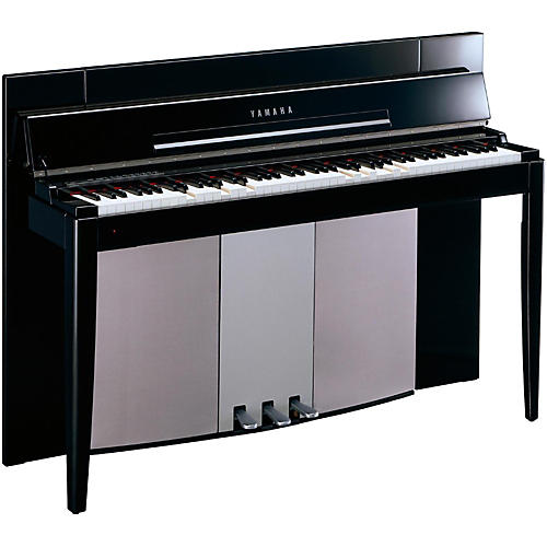 Yamaha Modus Slimline Lifestyle Digital Piano w/ Moving Keys & Bench-thumbnail