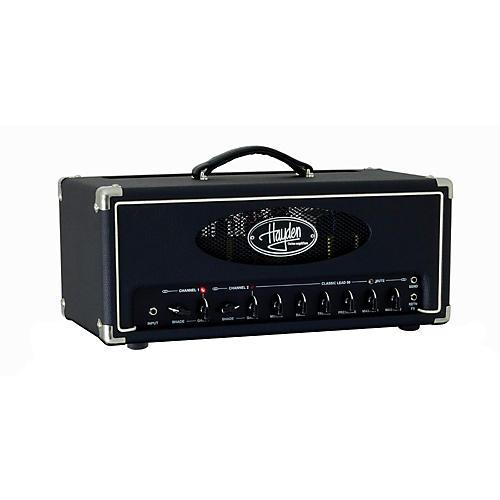 Hayden Mofo 100 100W Two-Channel High-Gain Tube Guitar Head-thumbnail