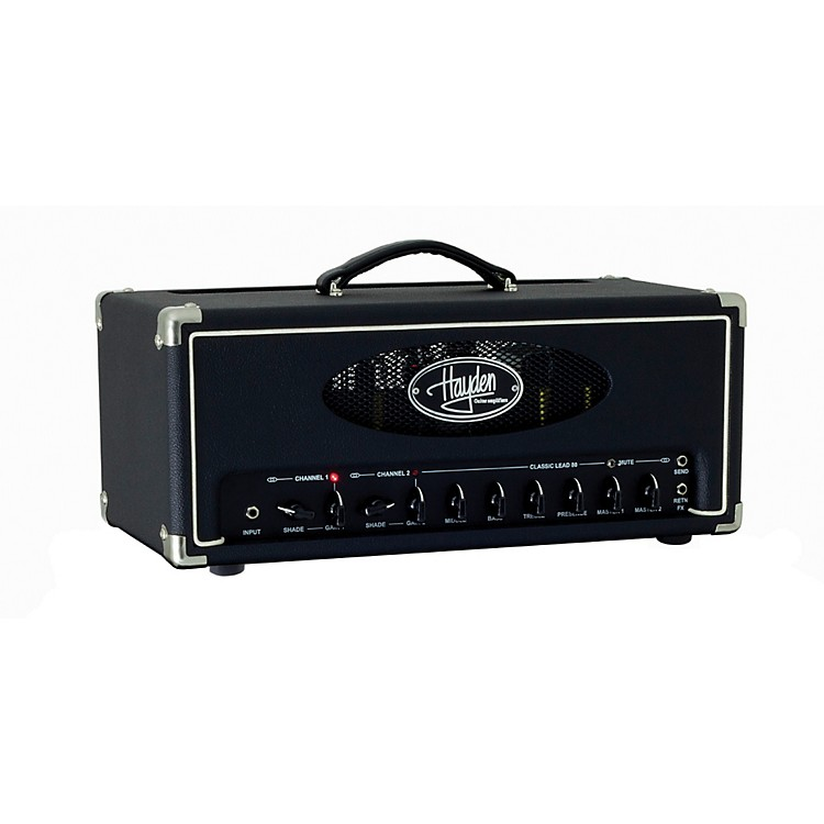 Hayden Mofo 100 100W Two-Channel High-Gain Tube Guitar Head